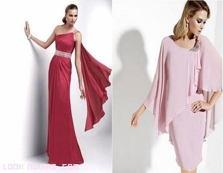 vestidos de colores para madrinas