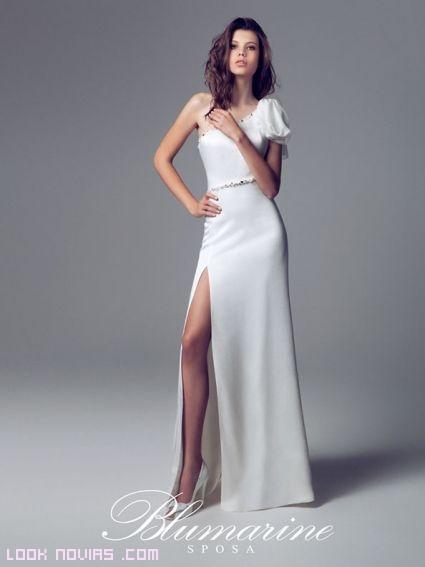 vestidos blanco con cinturones
