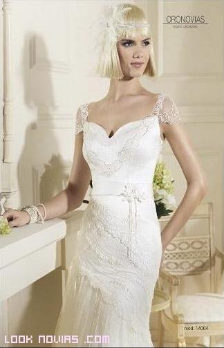 mangas en vestidos de novia