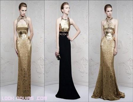 Vestidos para invitadas 2013
