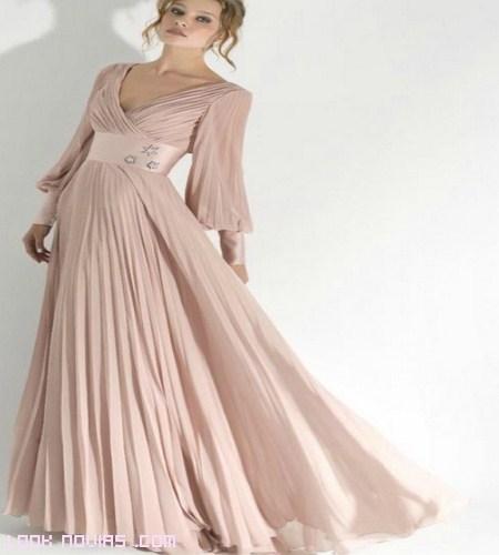 vestidos de gasa