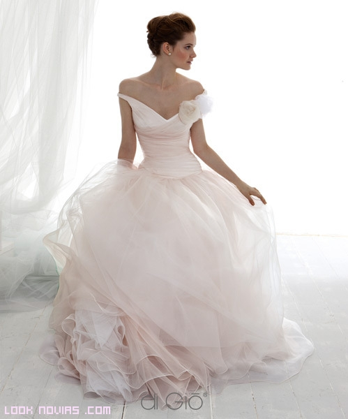 novias 2014 en rosa