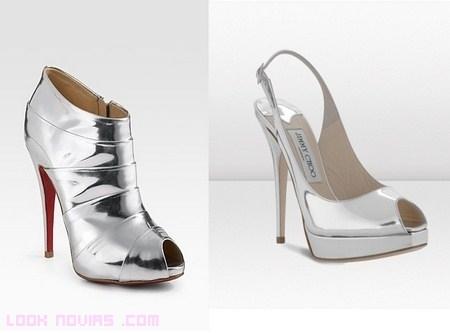 Zapatos del ujo