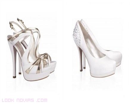 Zapatos juveniles para novias