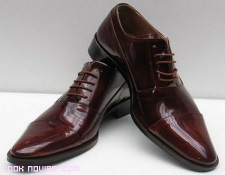 zapatos elegantes para novio