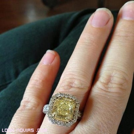anillos de diamantes