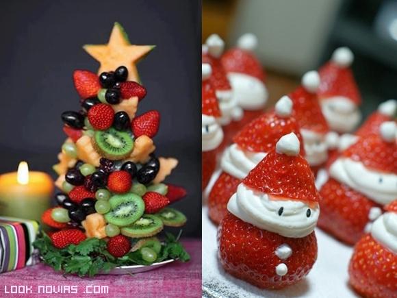 postres con frutas para bodas