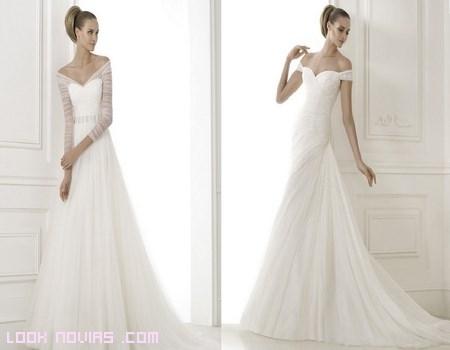 nuevos vestidos colección fashion de Pronovias