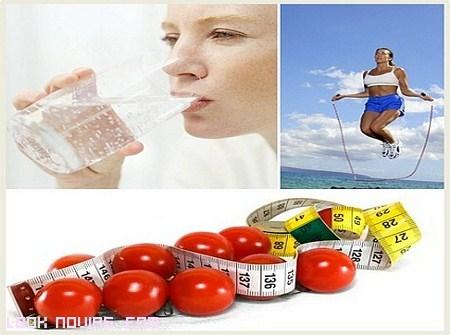 fruta para bajar peso