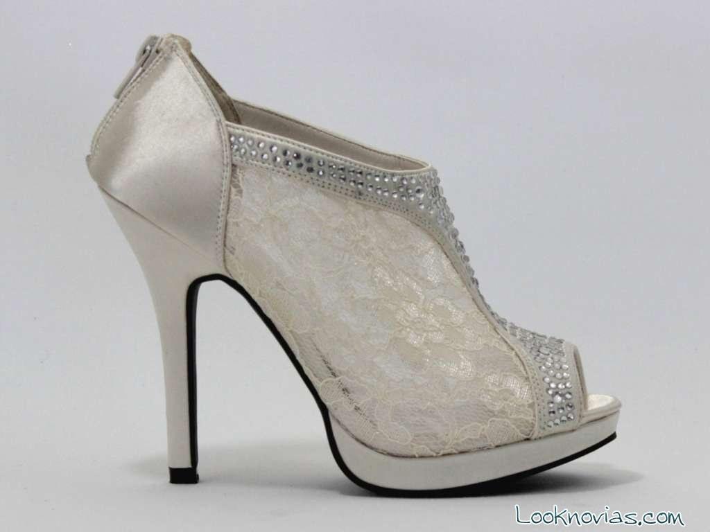 botines de novia coloriffics