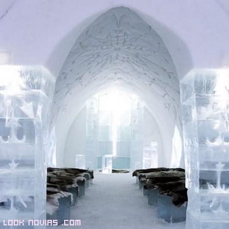 Ice Hotels en Europa