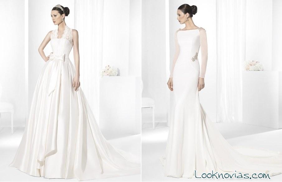 colección de novia 2015 por manu álvarez