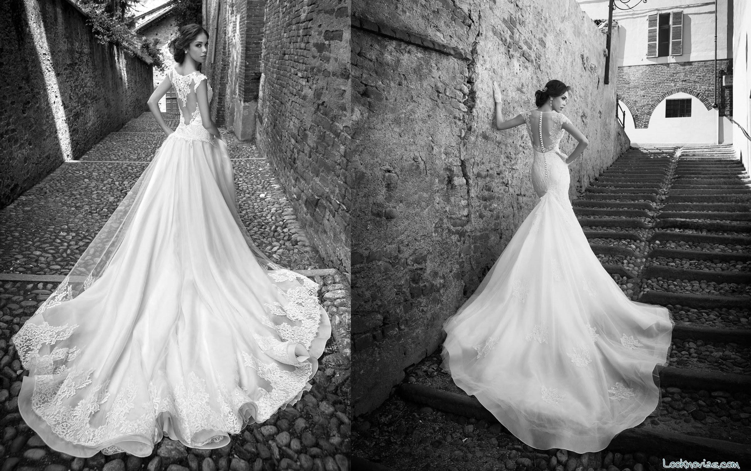 Colección de novias Alessandra Rinaudo