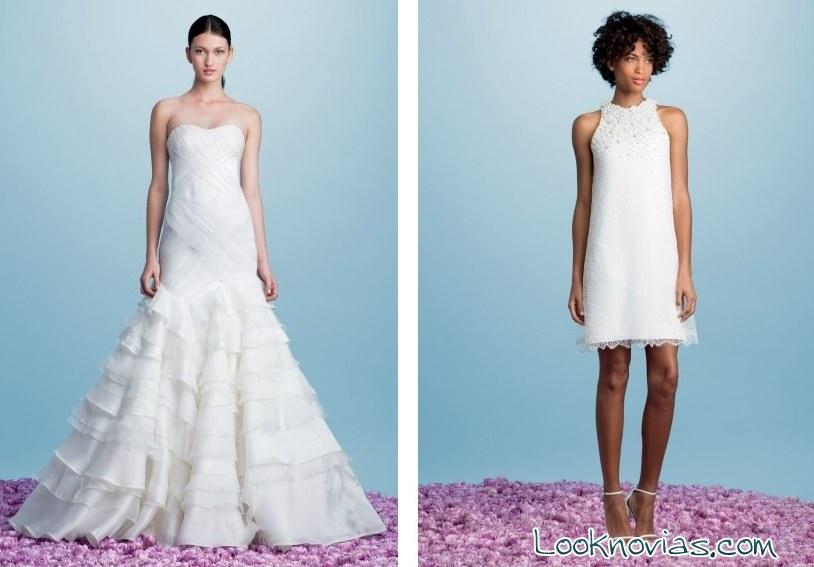 colección de vestidos Pamella Roland