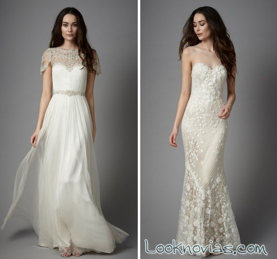 colección de vestidos para novia de catherine deane