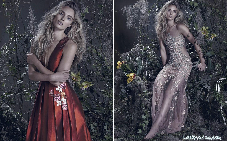 Colección Patricia Bonaldi vestidos de fiesta