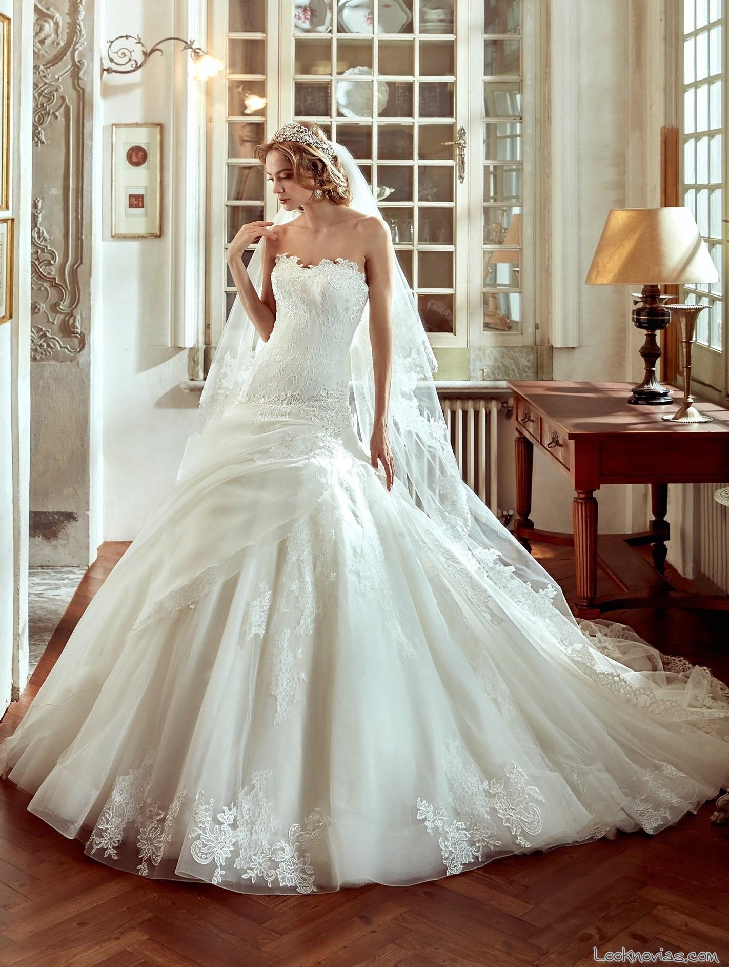 colección trajes novia nicole spose