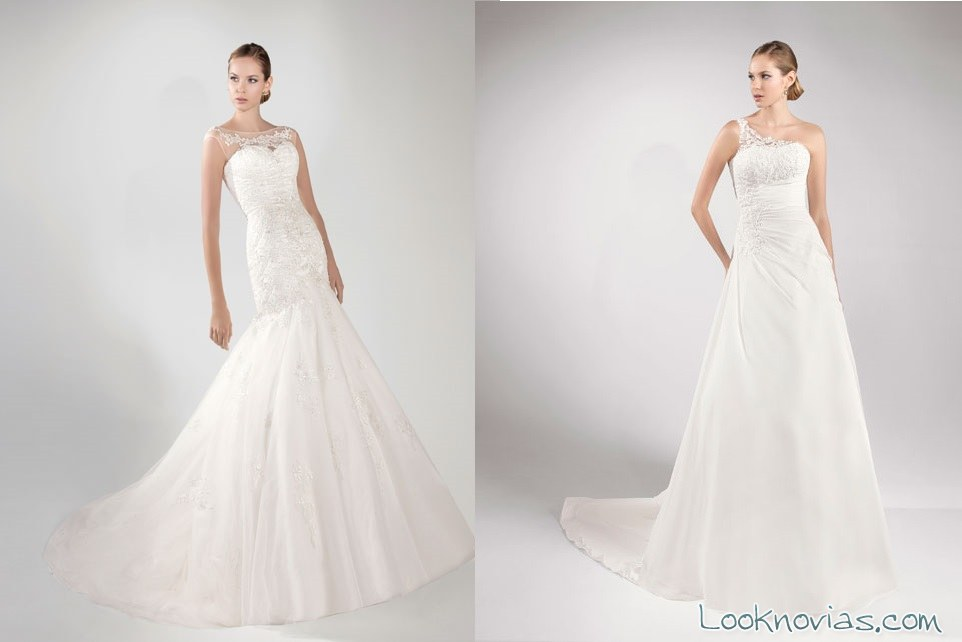 colección vestidos de novia lugo novias