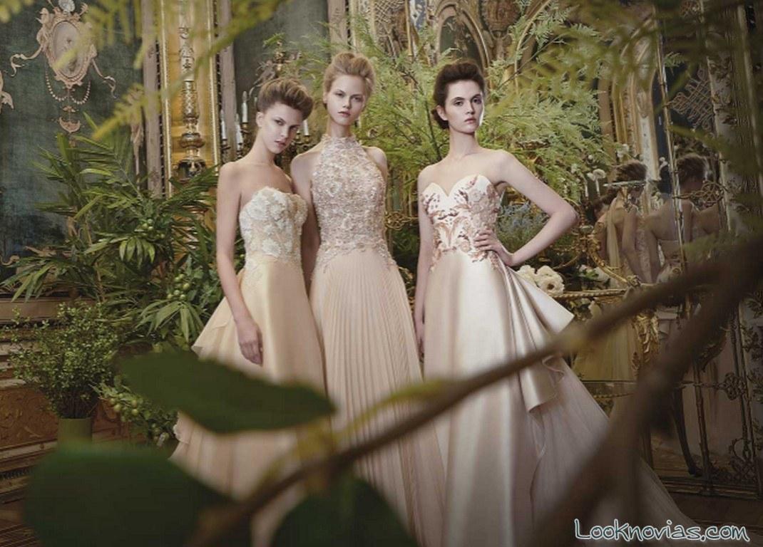 colección vestidos pignatelli novias 2017