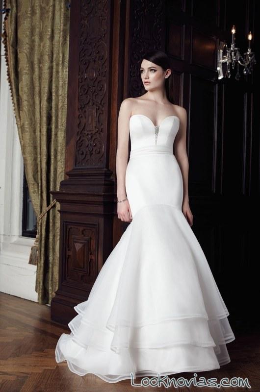 corte sirena mikaella bridal
