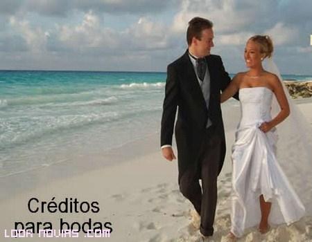 dinero para bodas