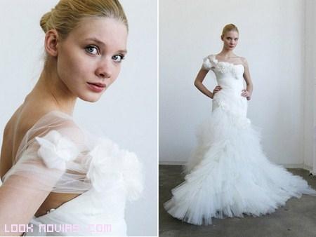 tendencia en vestidos de novia