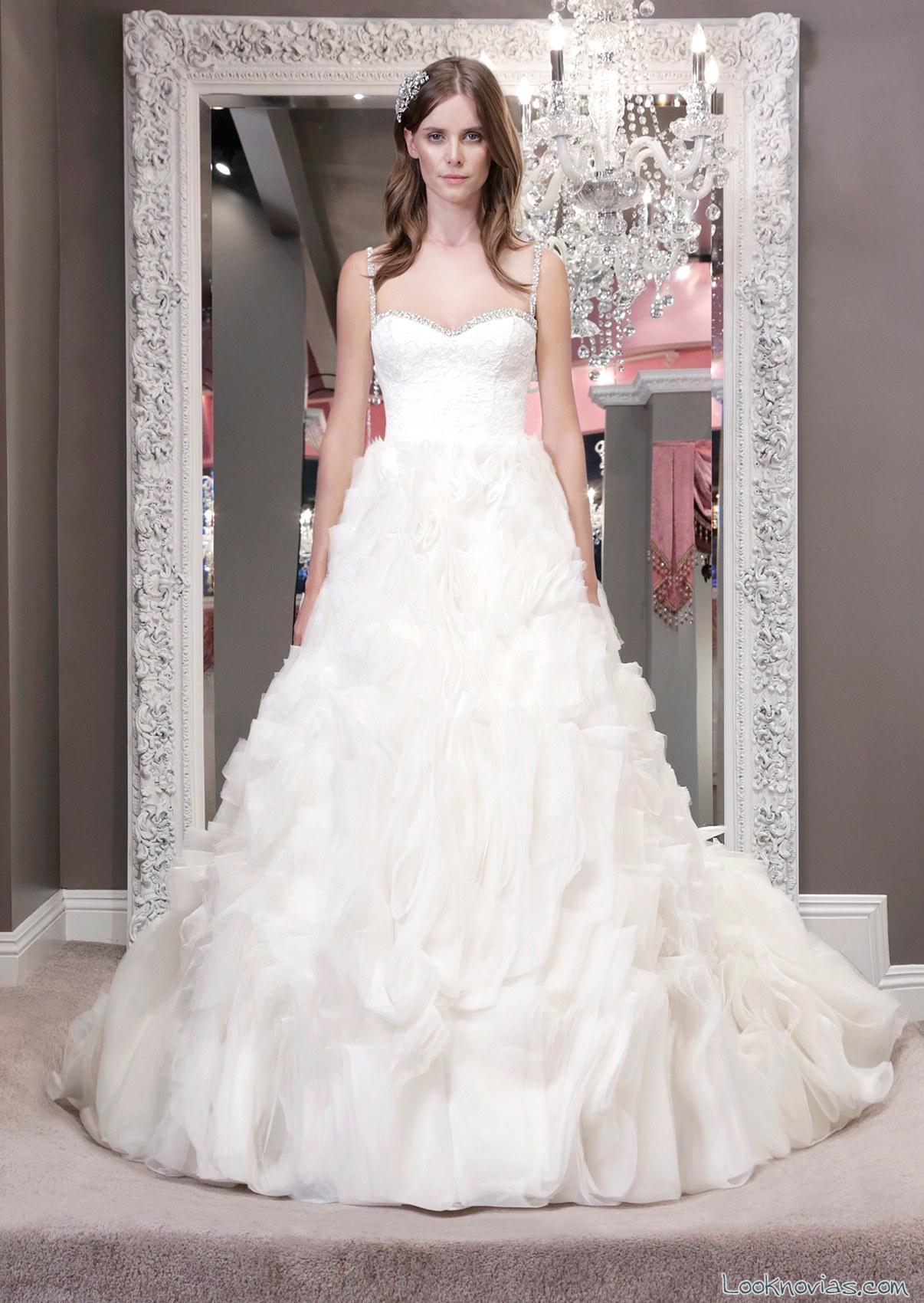 falda volantes novias winnie couture