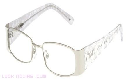 gafas de lujo