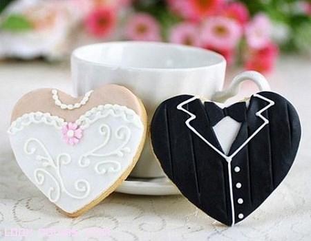 galletas originales para bodas