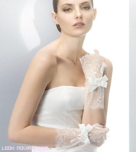encaje para novias modernas