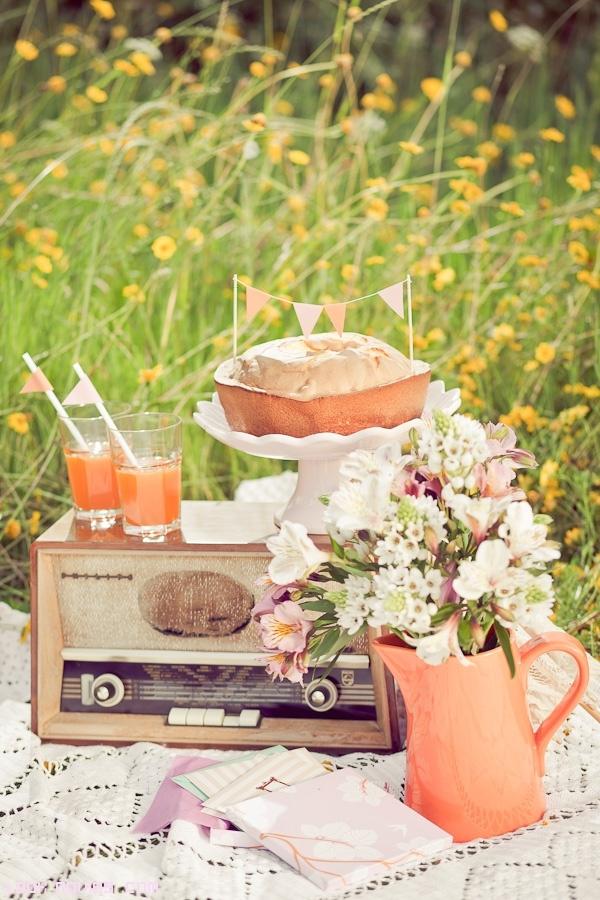 música para banquetes al aire libre