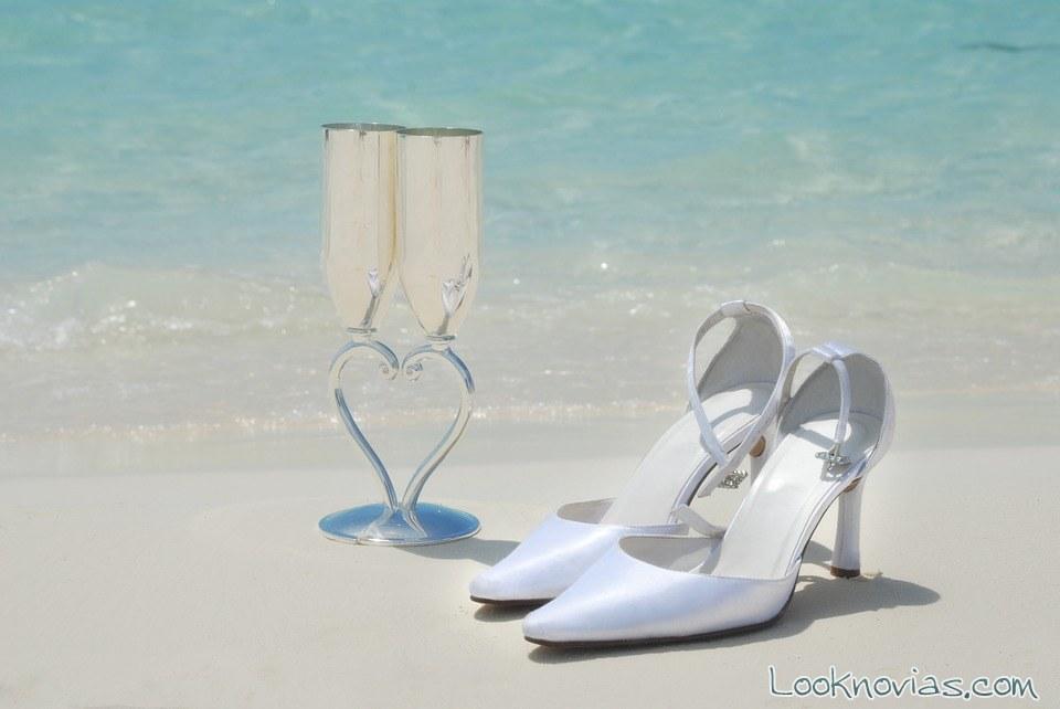 imagen zapato novia fondo