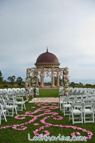 lugares románticos para bodas