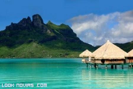 Islas para luna de miel