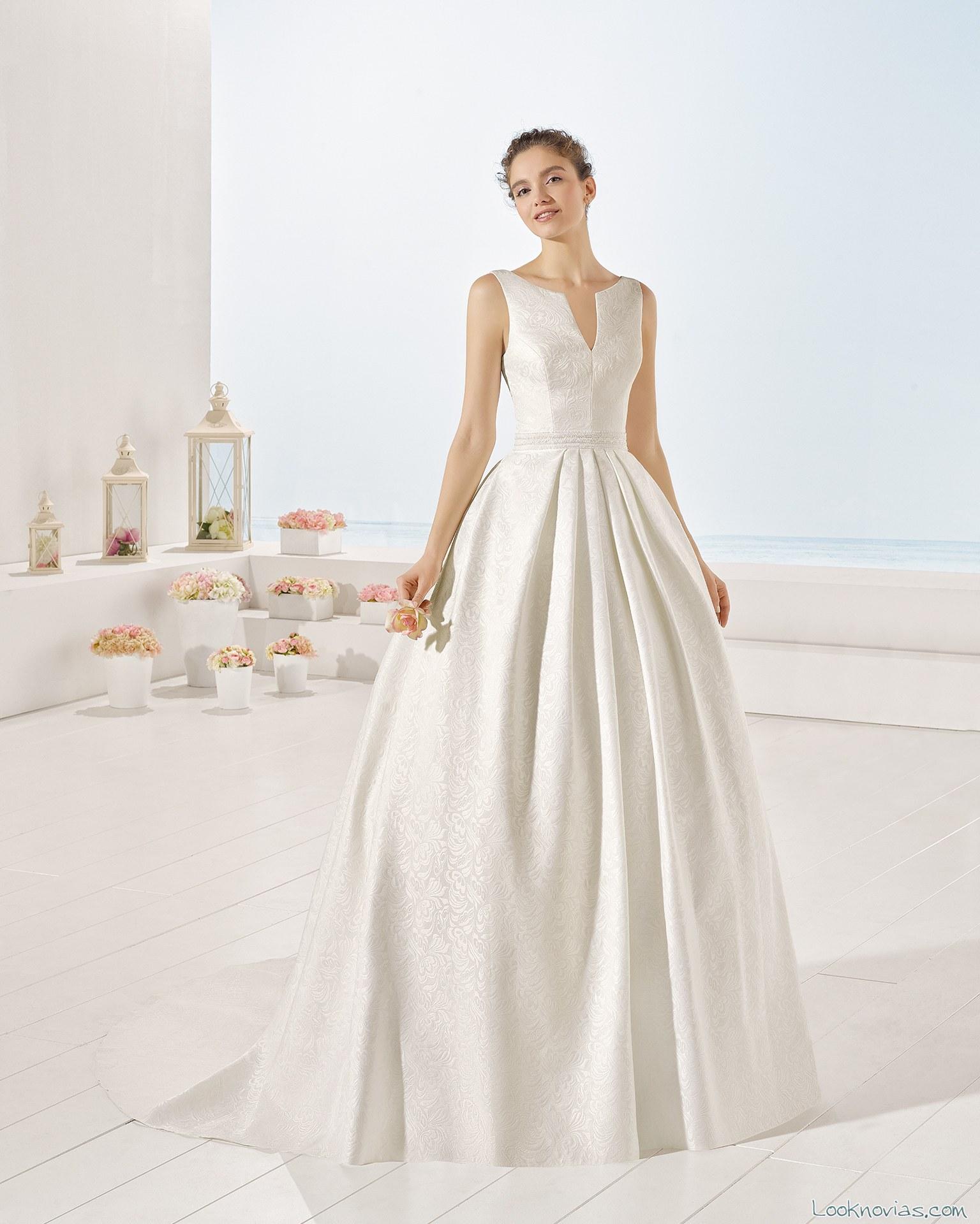 luna novias vestidos 2017