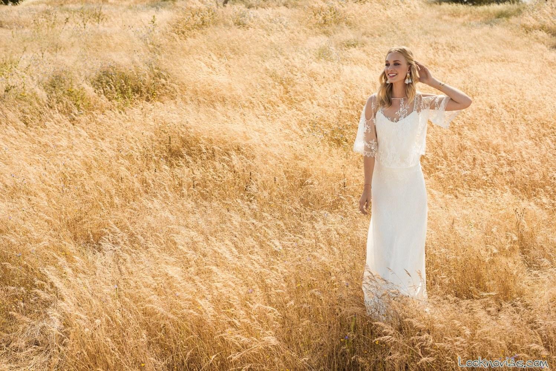 mangas ligeras para vestidos de novia