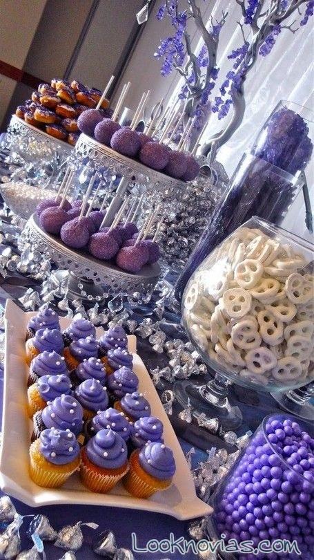 mesas dulces en colores