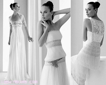 vestido recto moda