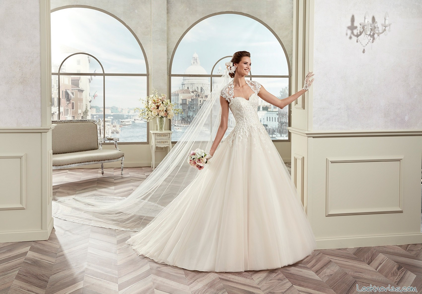novia nicole spose colet 2017