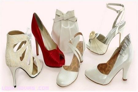 Zapatos de novia de Enepe