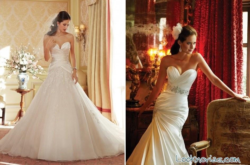 Nueva colección de novias 2014