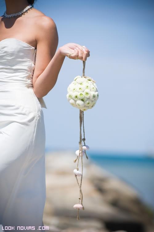 ramos modernos para novias