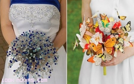 ramos para novias innovadoras