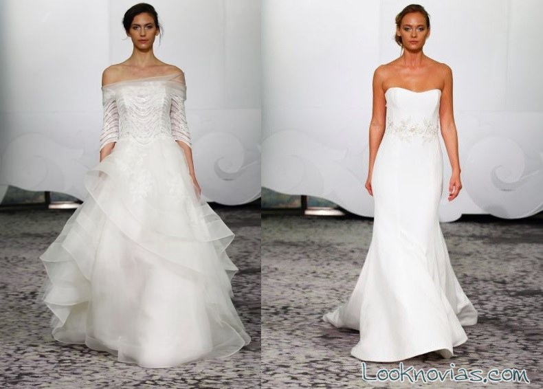 rivini colección 2016 para novias
