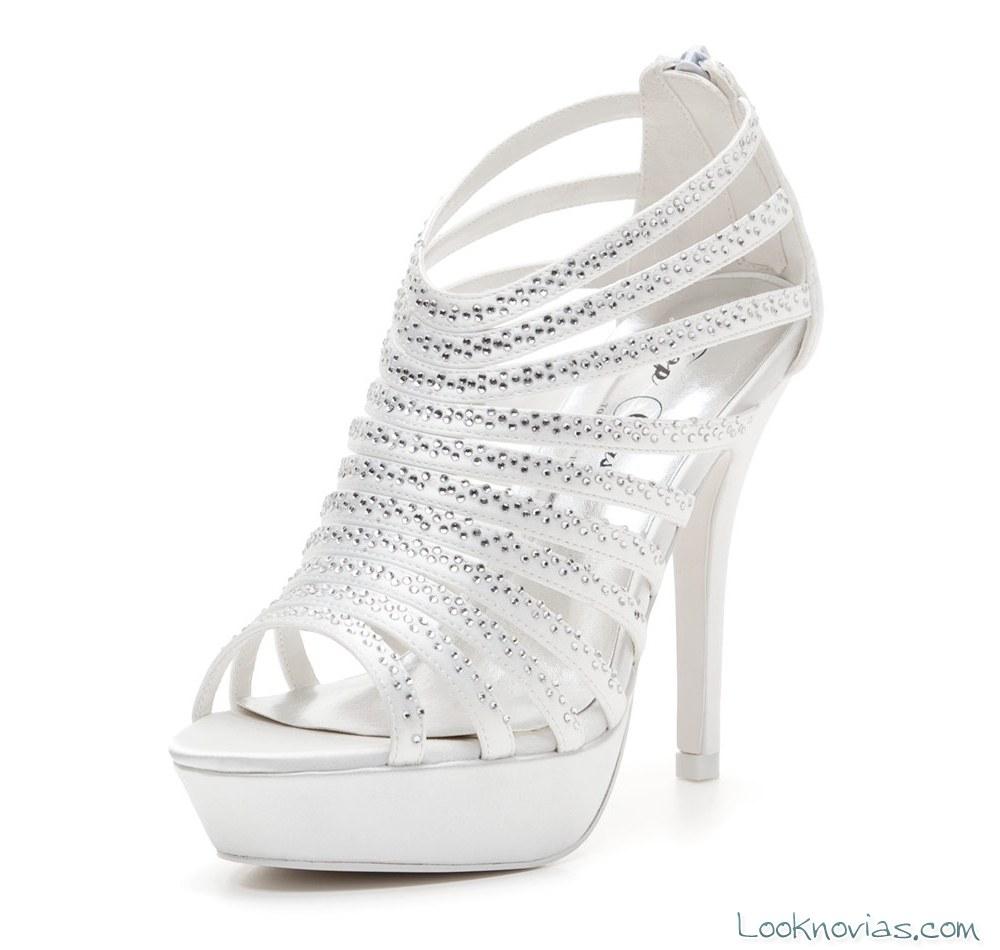 Novia ElegantesLook Novias Para Muy Zapatos Modernos Y LGSUMzjqVp