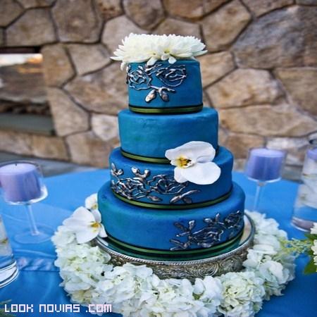 bodas en color