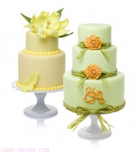 tartas con estilo