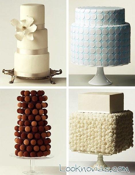tartas originales y modernas