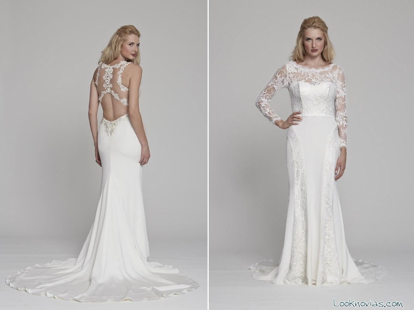 tendencias en vestidos de angel rivera