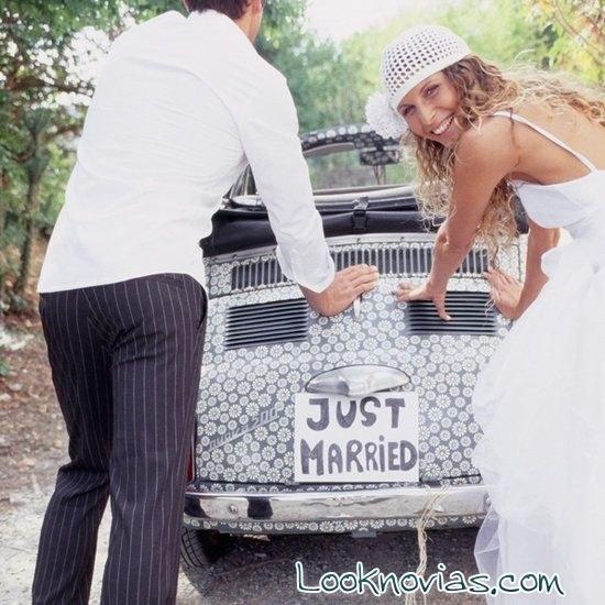 Tradición más usada en bodas